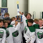 2005 Skate the River 2nd Place Pee Wee Trophy