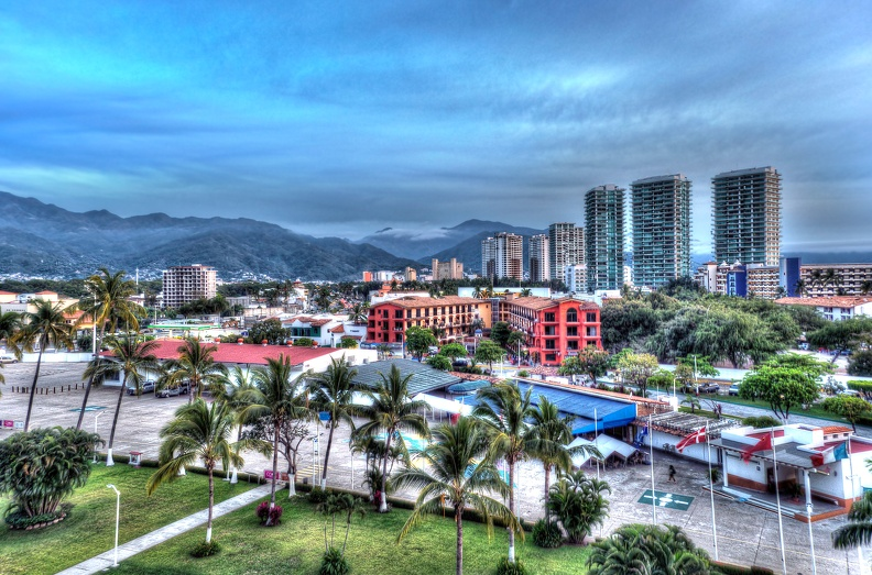 Puerto Vallarta HDR Final.jpg