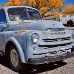 1950 Dodge B-100 Pilot House Just Purchased 1
