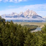Grand Tetons - Jackson Wyoming