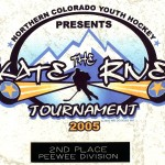 Skate the River 2nd Place Trophy