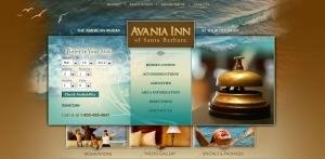Avania Inn WordPress Theme Screenshot
