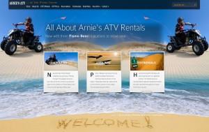 Pismo ATV Rentals Home Page