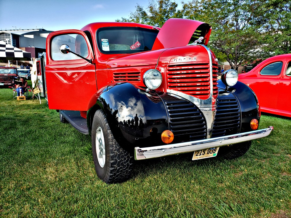 Circa 1946 Dodge 1/2 Ton Pickup Fully Restored