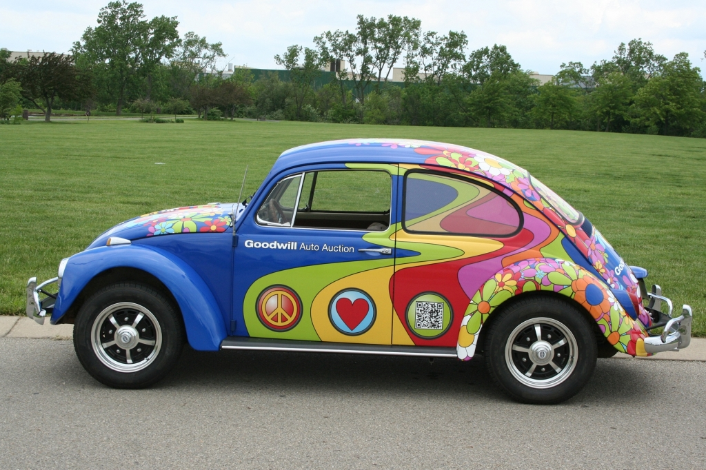 Goodwill Industries of Miami Valley VW Bug