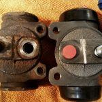 Wheel Cylinder Bolt Holes Alignment